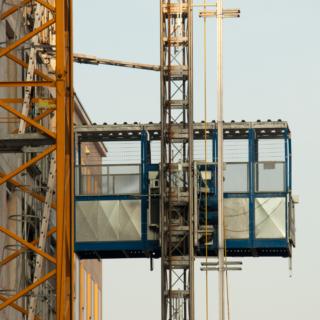 ascensore da cantiere