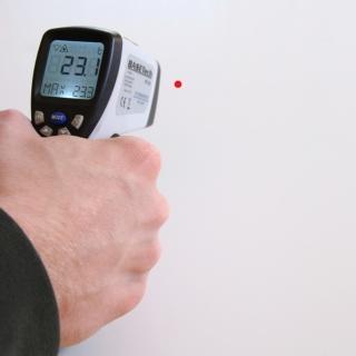 Valutazione della temperatura corporea