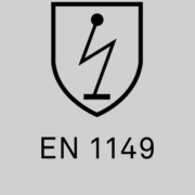 Indumenti di protezione con proprietà elettrostatiche