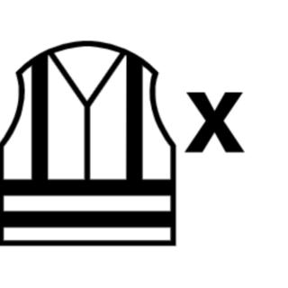 abbigliamento ad alta visibilità