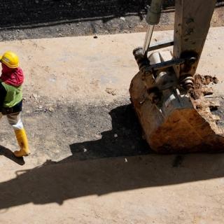 rischio di seppellimento negli scavi