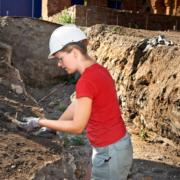 Cantieri di scavo archeologico