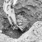 Opere di scavo e stabilizzazione