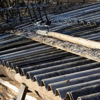 bonifica coperture in cemento-amianto