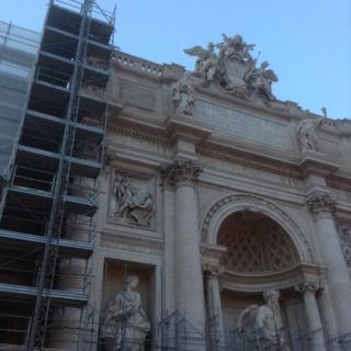 cantiere di restauro