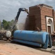 organizzazione cantiere di demolizioni