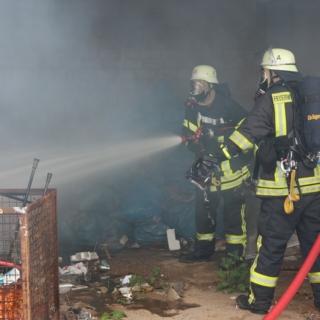 prevenzione incendi nei cantieri