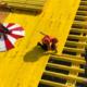 rischi di caduta dall'alto